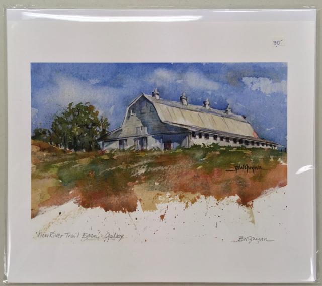 Becky Guynn Painting