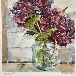 Hydrangeas - Becky Webb Guynn