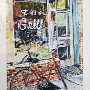 The Grill - Becky Webb Guynn